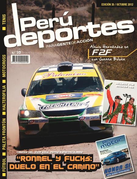 Perudeportes Edición #35 (Oct 2012)