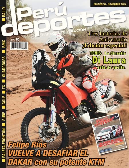 Perudeportes Edición #36 (Nov 2012)