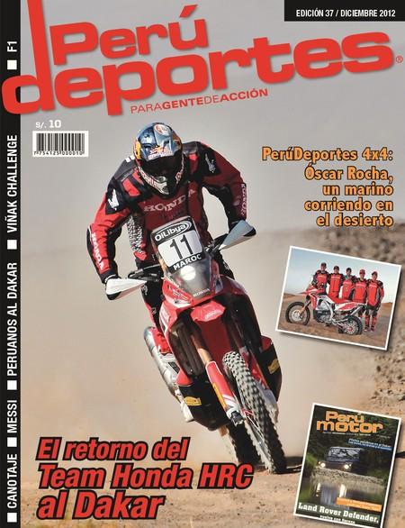Perudeportes Edición #37 (Oct 2013)
