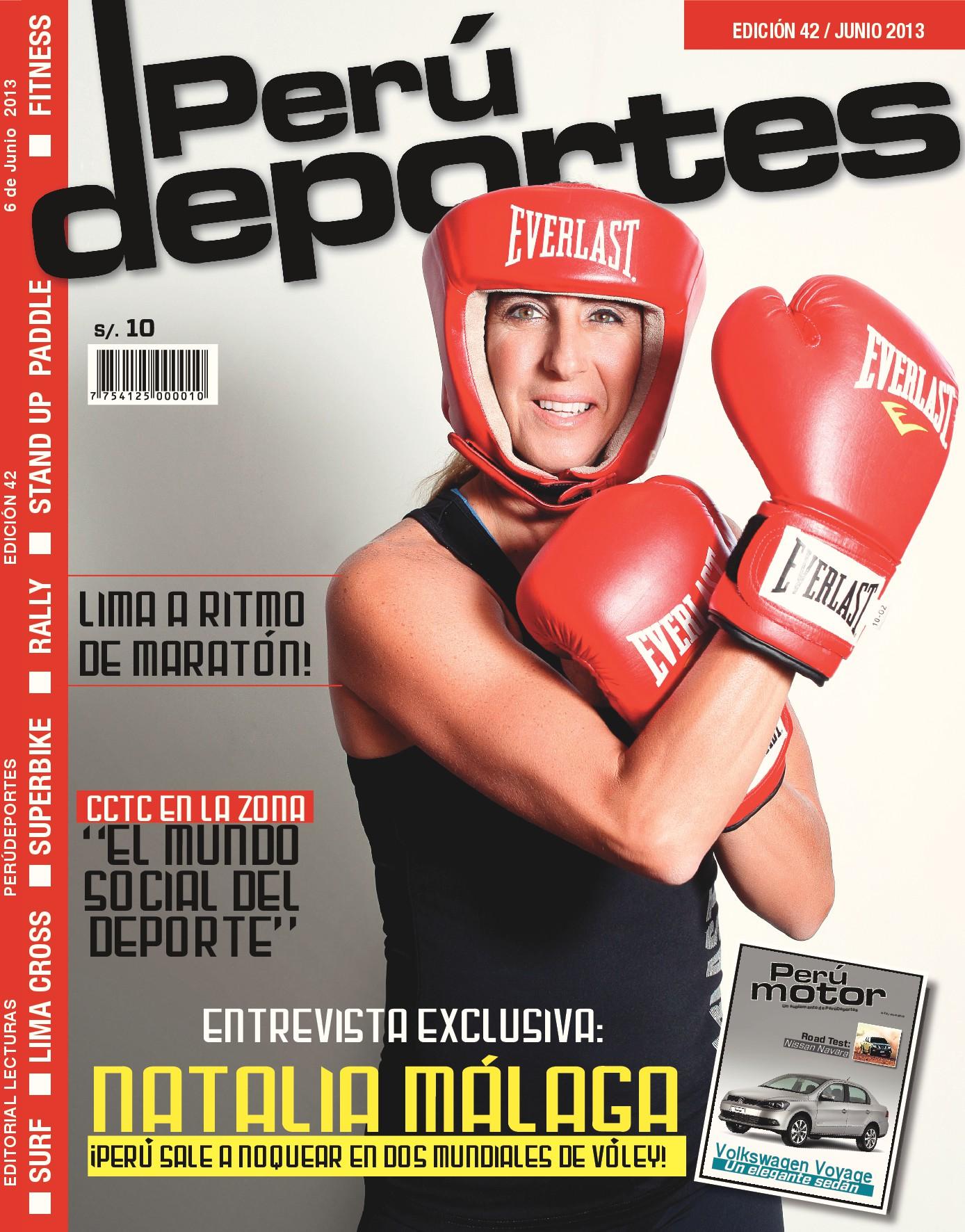 Perudeportes Edición #42 (Jun 2013)