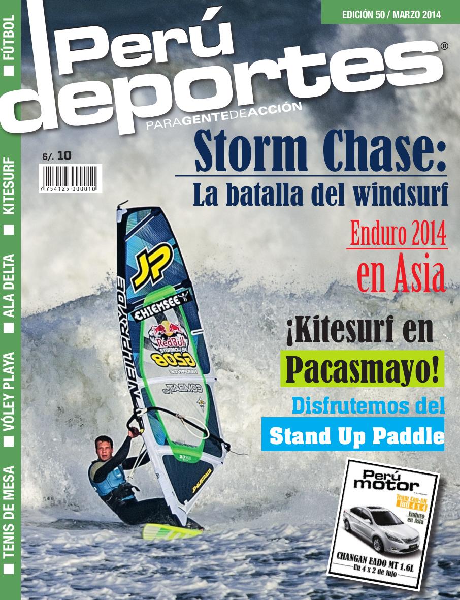 Perudeportes Edición #50 (Mar 2014)