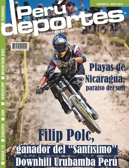 Perudeportes Edición #52 (May 2014)