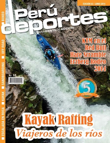 Perudeportes Edición #53 (Jun 2014)