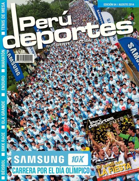 Perudeportes Edición #54 (Ago 2014)
