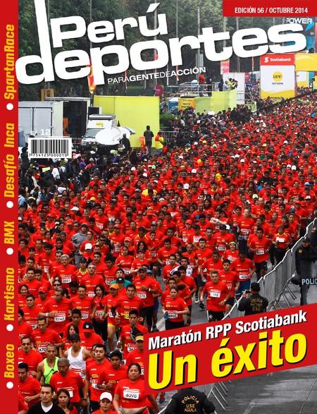 Perudeportes Edición #56 (Oct 2014)
